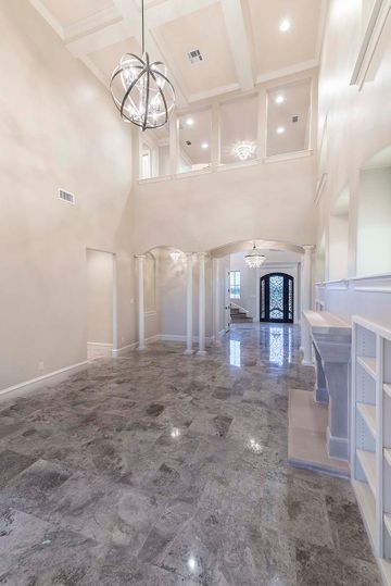 New Luxury Home Construction in North Texas