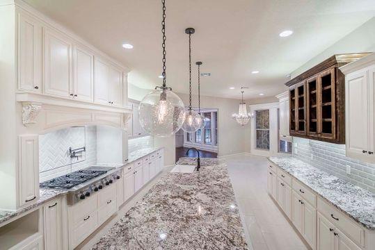 Custom Gourmet Kitchen Builders in North Texas