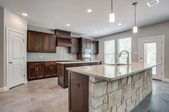 High End Custom Home in North Texas