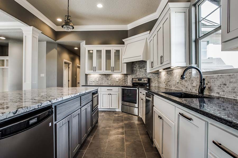North Texas Custom Kitchen Construction