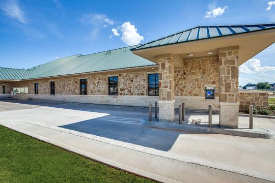 The Community Bank in Springtown, Texas
