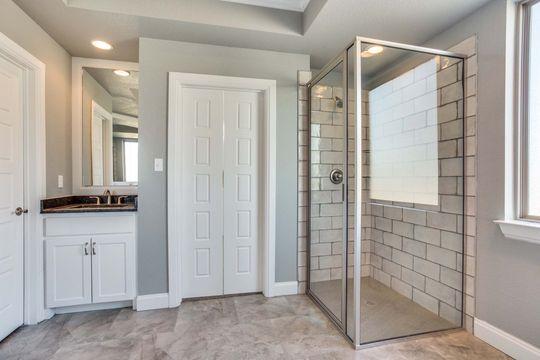 Custom Shower and Bathroom Construction