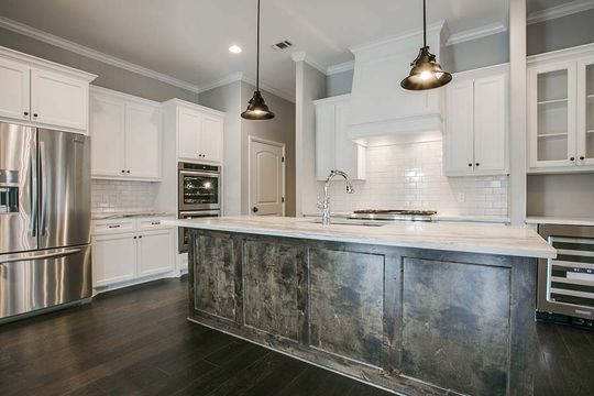 Custom Designed Kitchen in Fort Worth, Texas