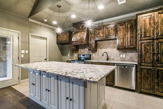 Custom Gourmet Kitchen Builder in Bridgeport, Texas