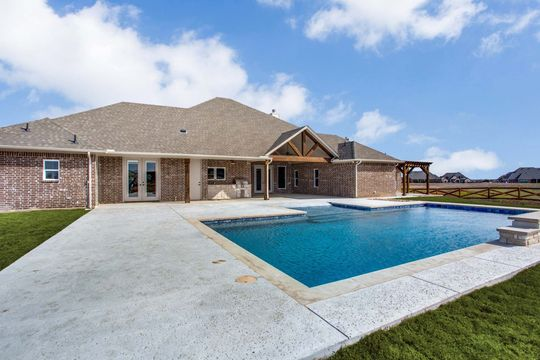 Custom Home Builder in Decatur, Texas