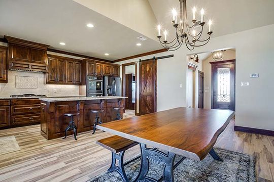 Custom Home Builder in the DFW area