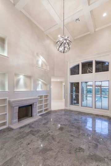 Custom Woodwork and Moldings - North Texas New Home Builder