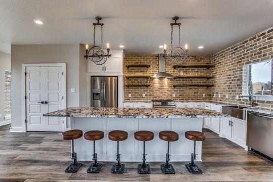 Kitchen Details - Industrial Finish