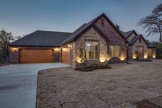 Chico, Texas Custom Home Construction Project