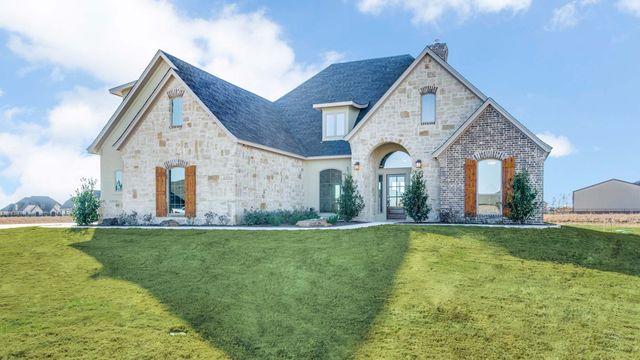 Custom Home Builders near Denton, Texas