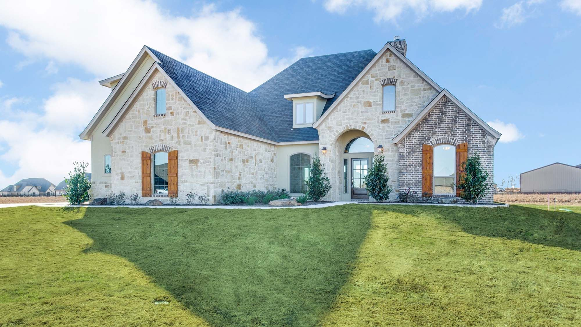 Custom Home Builders near Denton, Texas