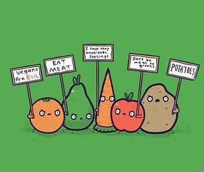 healthy eating vegans