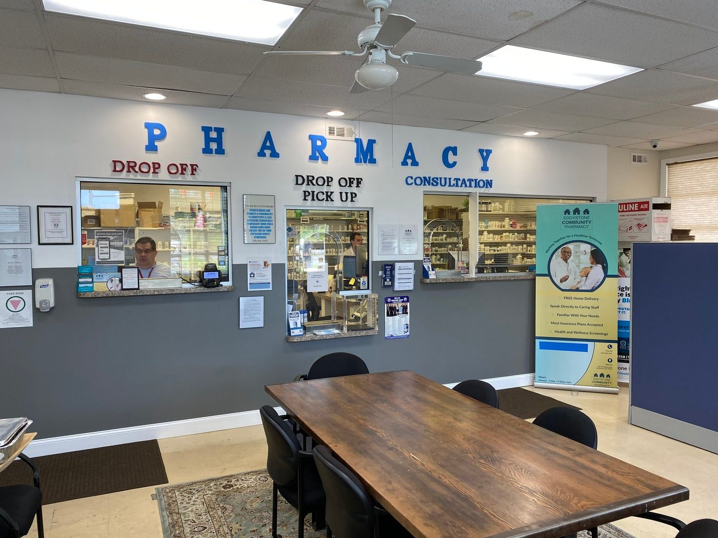 Eddystone Community Pharmacy