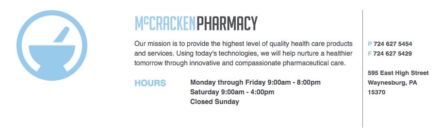 McCracken Pharmacy