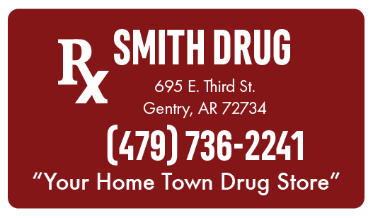 New - Smith Drug - Gentry