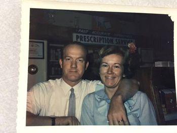 G.T. & Esther Thorne started Thorne Drug in 1951