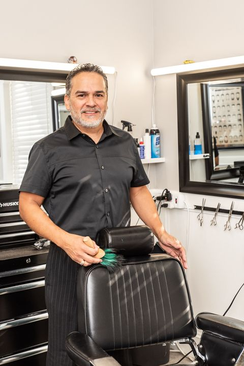 BARBERING EXPERIENCE