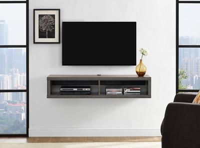 "48""+Shallow+Wall+Mounted+TV+Component+Shelf.jpg"