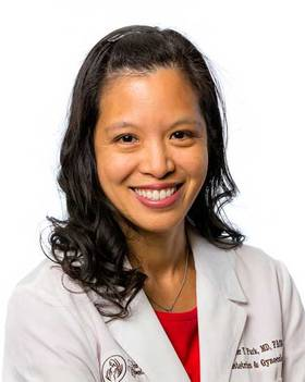 Dr. Park, Women's Health Gynecologist in Pasadena