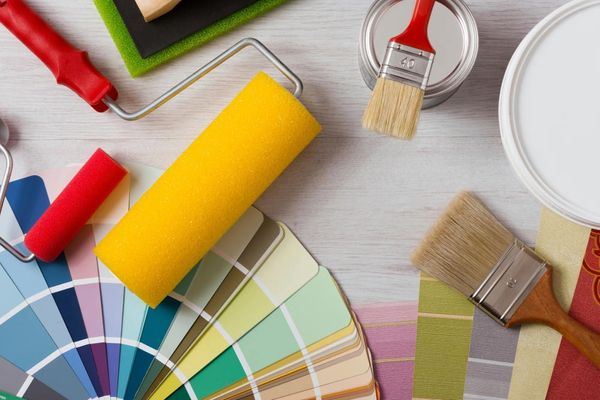 Naming Paint Colors and Brands
