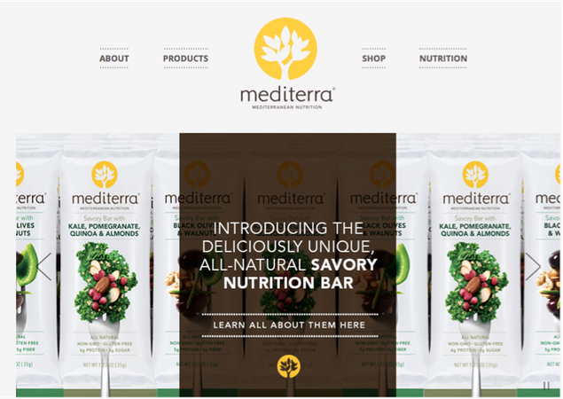 Mediterra Product Naming Services