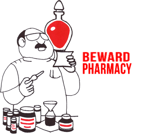 Beward Pharmacy