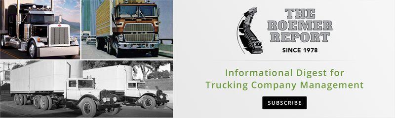 Commercial Trucking Fleet Insurance & Owner Operator