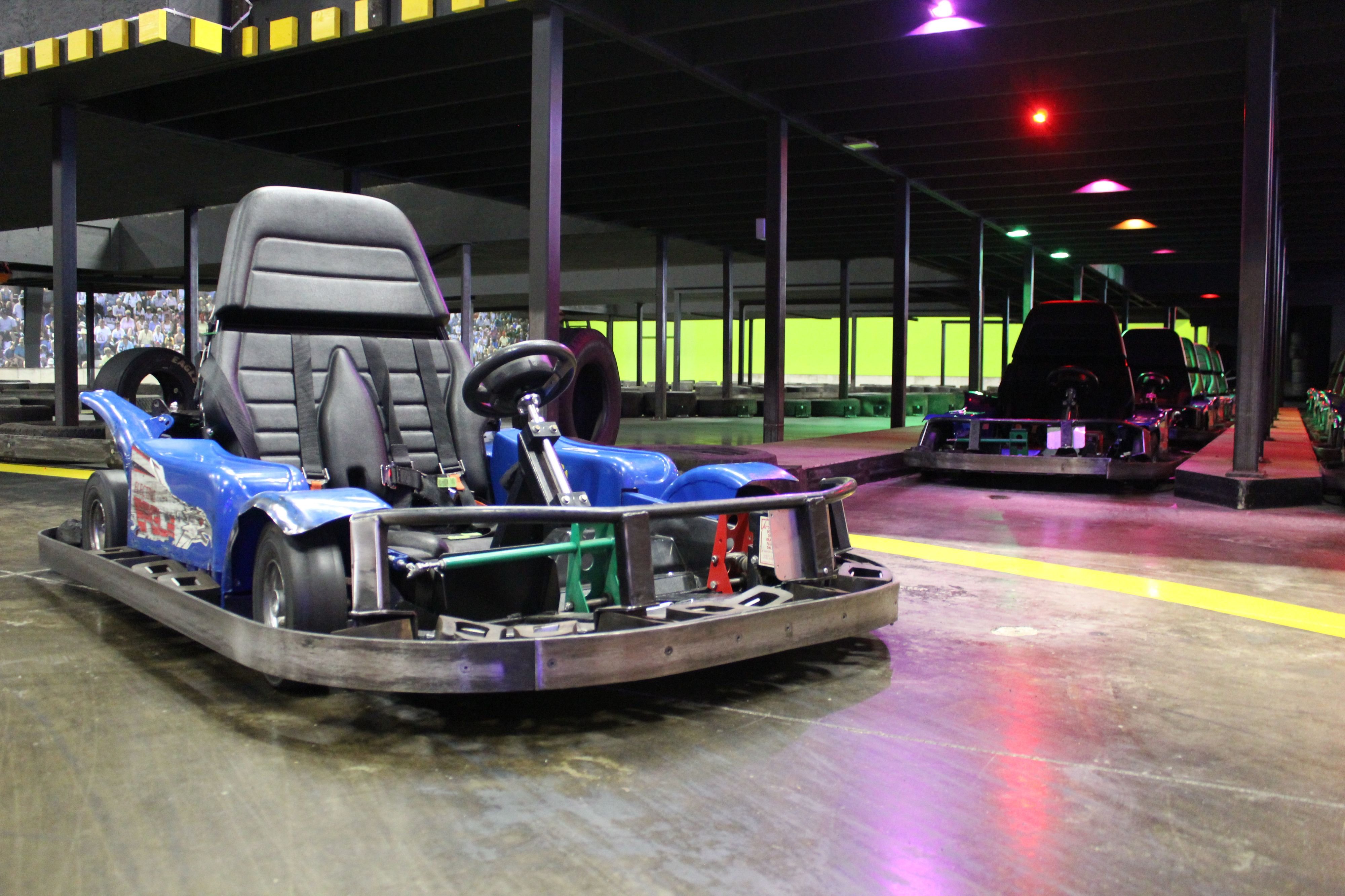 Go Kart - Inside