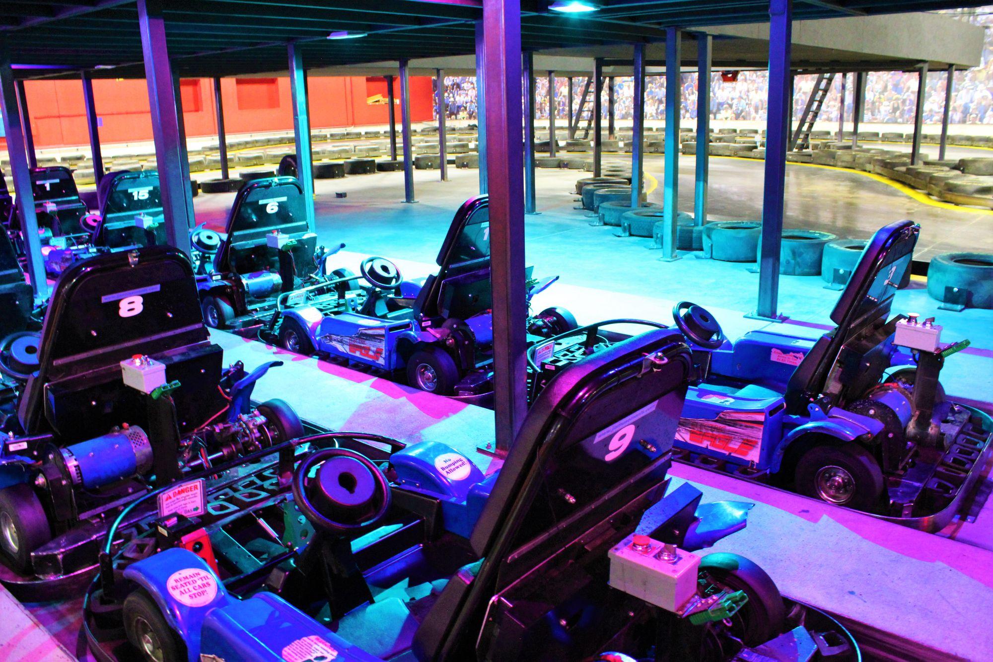 Go Karts - Indoor