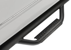 Pickup Truck Running Board and Side Step Installation in Houston, Texas
