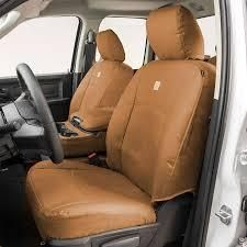 Carhartt Covercraft Seat Covers in Houston, Texas