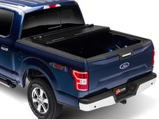 Custom Truck Bed Cover Installation in Houston, Texas