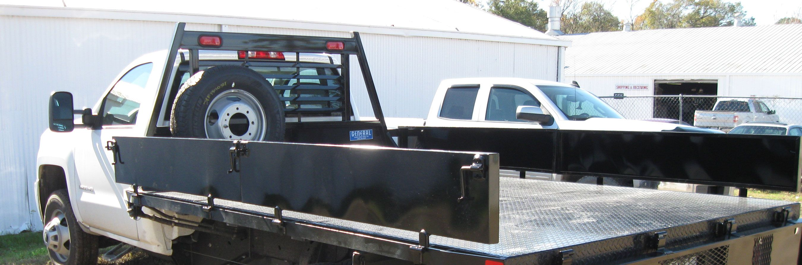 Commercial Truck Accessories in Houston, Texas
