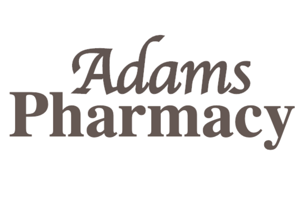 New - Adams Pharmacy