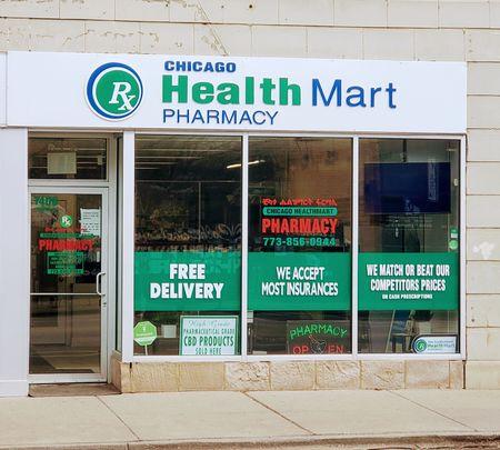 Chicago Healthmart Pharmacy