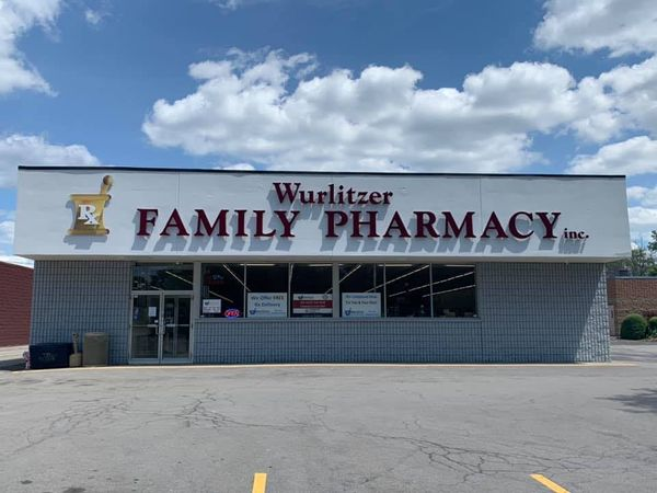Bring Back The Old Time Pharmacy Feel