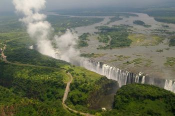 Zimbabwe And Victoria Falls