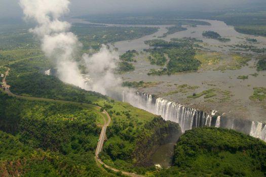 Zimbabwe And Victoria Falls