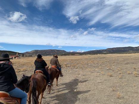 Vermejo Luxury Ranch Holiday