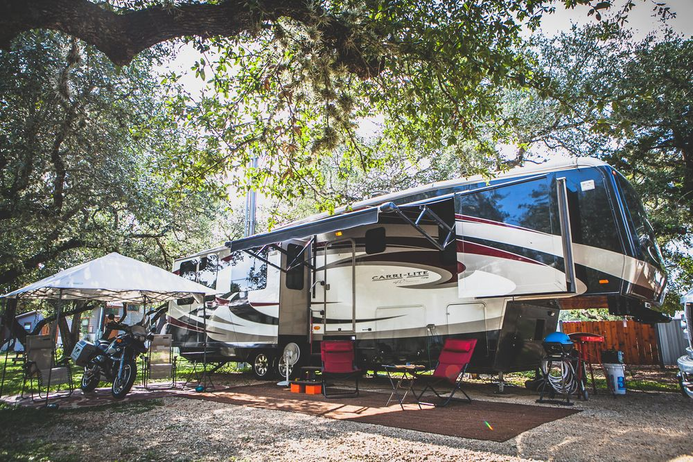 RV Living at Mystic Quarry