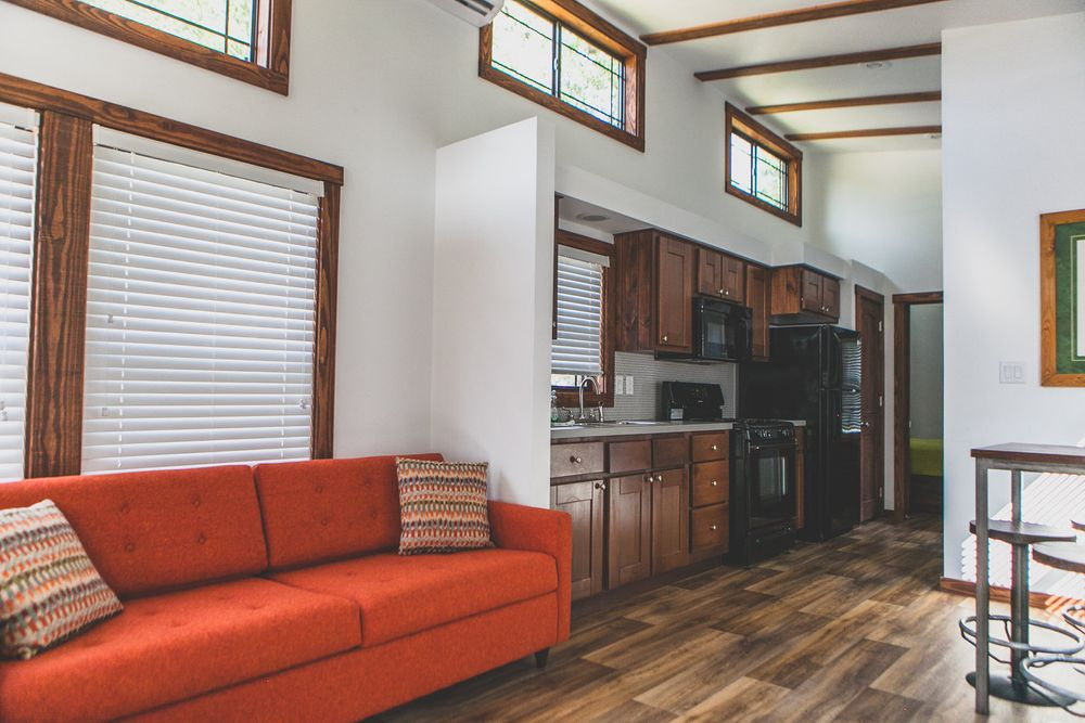 Tiny House Ranch Style Interior