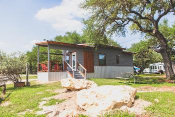 Tiny House Luxury Camping
