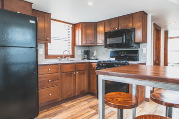 Tiny House Kitchen Design