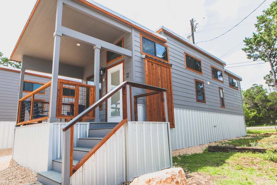 TINY HOUSE#15 - KERRVILLE