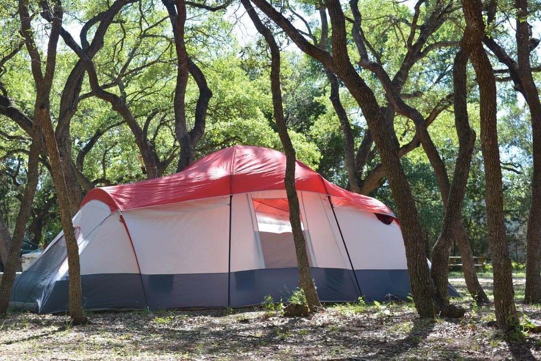 Pure Primitive Tent Camping