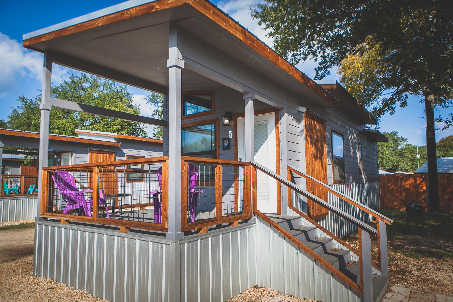 Tiny House #28 - CANYON LAKE