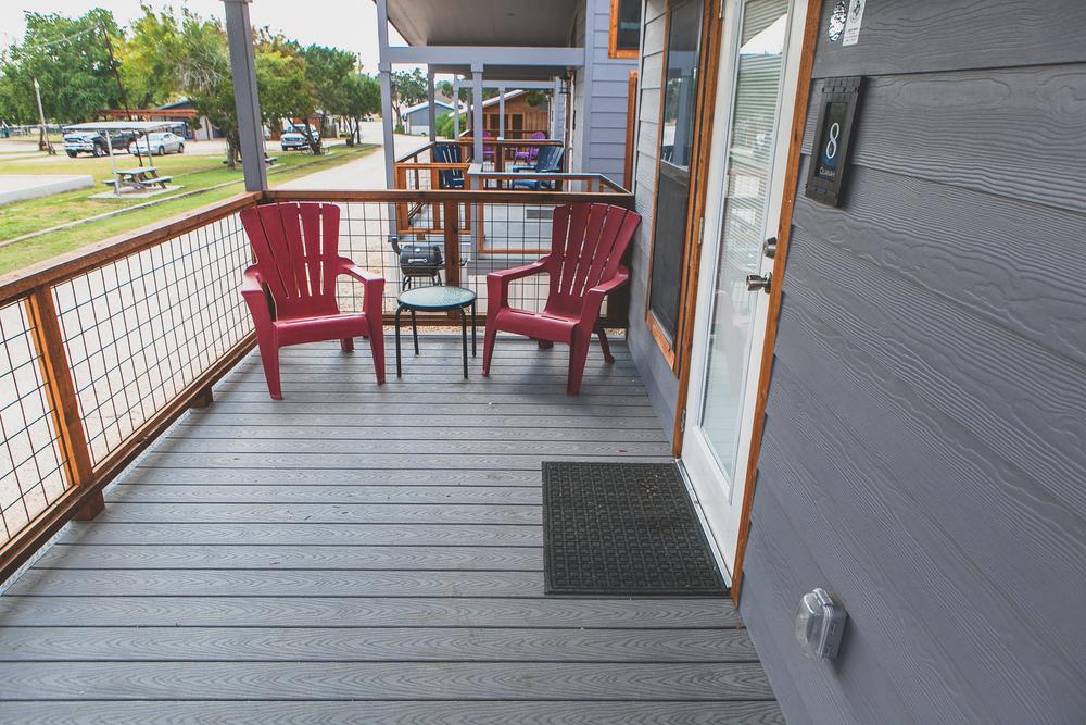 #8 QUANAH Front Porch