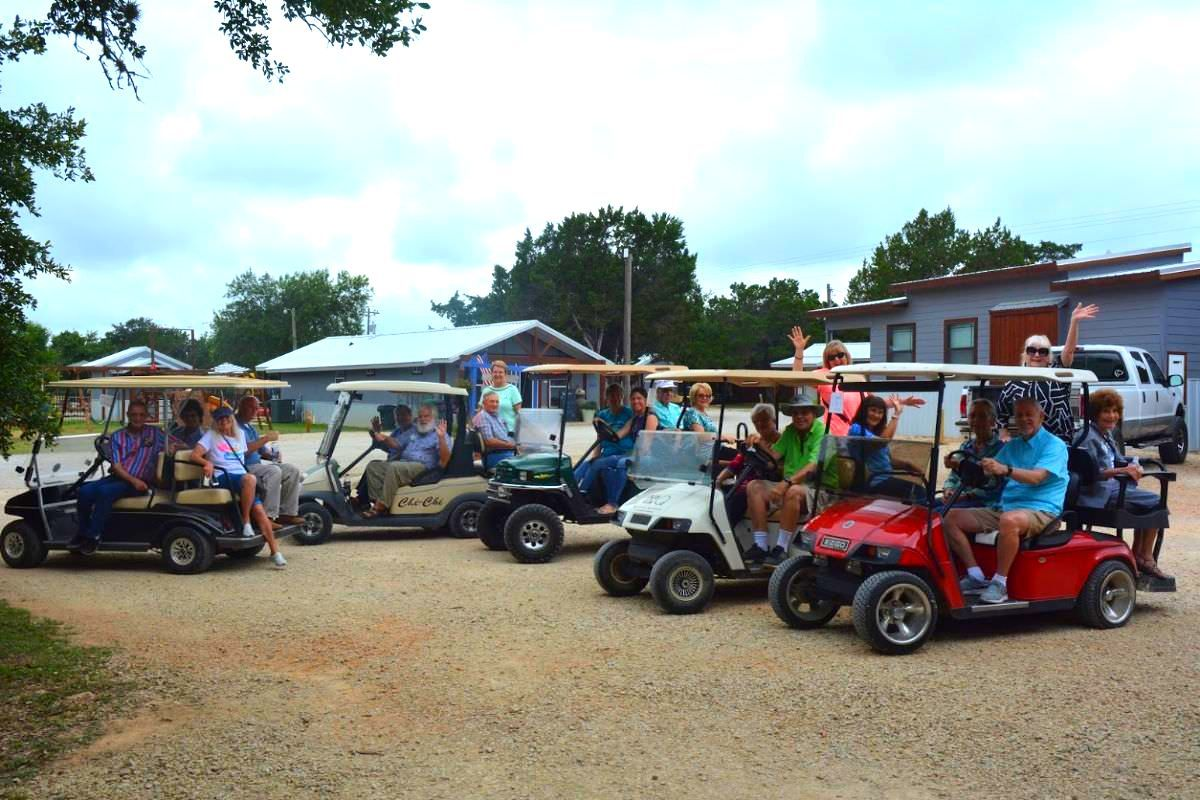 Golf Carts Fleet