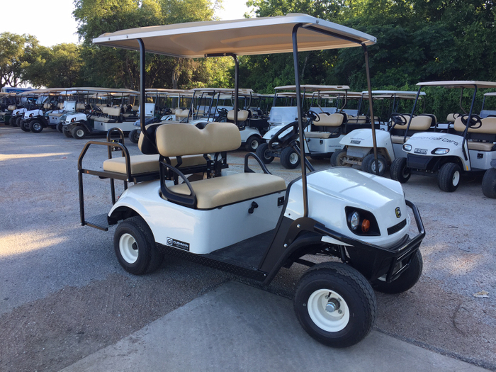 Canyon Lake Campground Golf Cart Rental