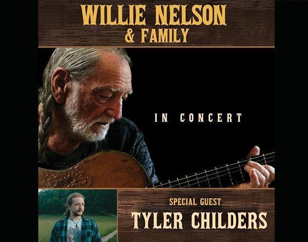 Willie Nelson @ Whitewater
